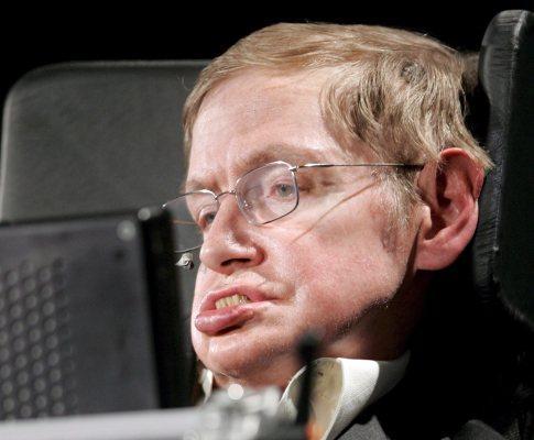 Stephen Hawking (EPA)