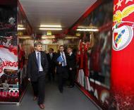 Mundial 2018: delegação da FIFA no balneário da Luz