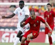 Portugal-Inglaterra em sub-21