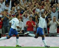 Euro 2012: Inglaterra-Bulgária