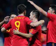 Euro 2012: Liechtenstein-Espanha