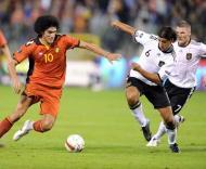 Euro 2012: Bélgica-Alemanha