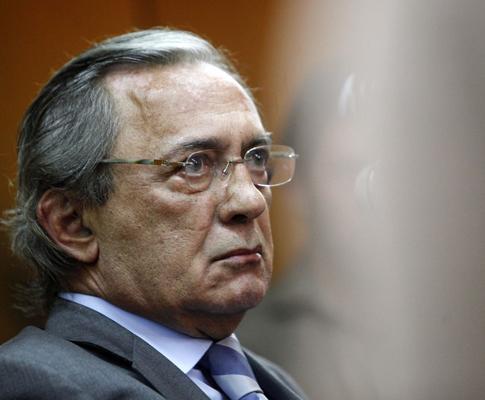 Carlos Cruz (José Sena Goulão/Lusa)
