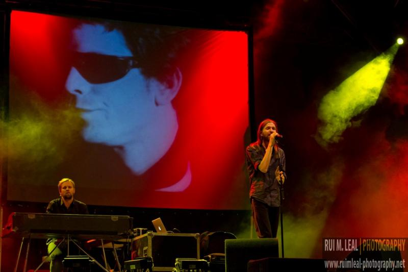 Jay Jay Johanson no Lisbon Unplugged 2010 (Foto: Rui M. Leal)