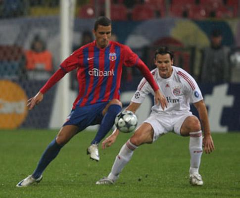 Arthuro ainda no Steaua