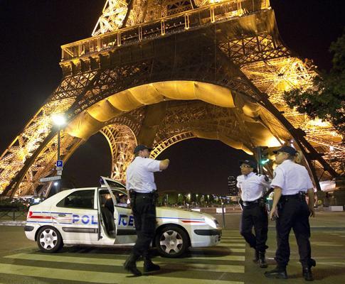 Ameaça de bomba em Paris