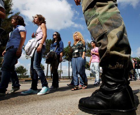 Dia da Defesa Nacional (PAULO CUNHA/LUSA)