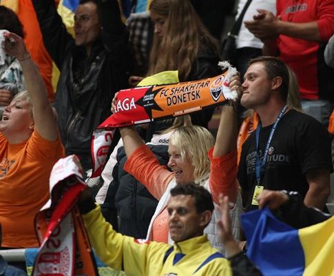 Sp. Braga vs Shakhtar Donetsk