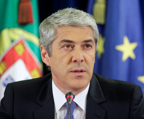 José Sócrates (LUSA)