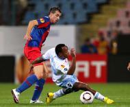 Steaua Bucareste vs Nápoles