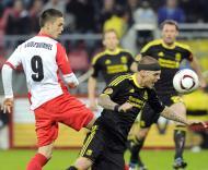 Utrecht vs Liverpool