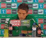Comunicados dos jogadores do Sporting
