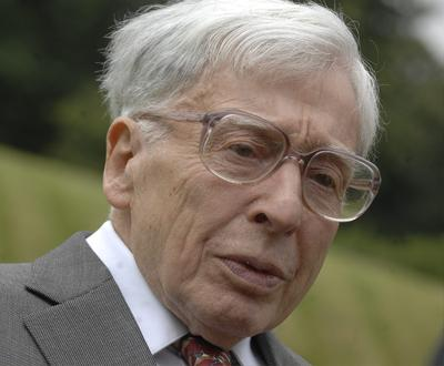 Robert Edwards Prémio Nobel da Medicina 2010 (foto Lusa / Epa / CAMBRIDGE UNIVERSITY)