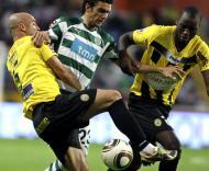 Beira Mar vs Sporting (EPA/LUSA/PAULO NOVAIS)