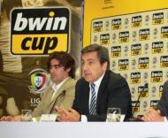Bwin Cup (Foto: Nuno Dantas/Maisfutebol)