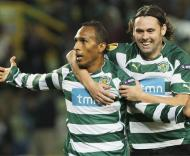 Sporting vs Gent (MIGUEL A. LOPES/LUSA)