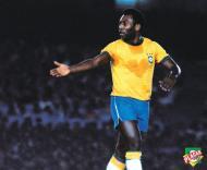Pelé (DR Revista Placar)