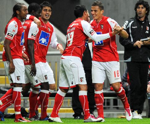 Sporting de Braga vs Olhanense (LUSA)