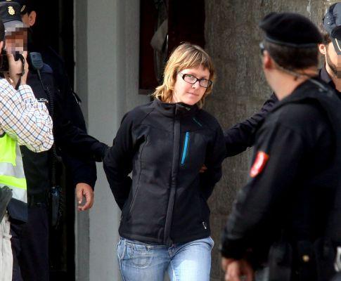 ETA: espanhola extraditada (fonte: NUNO VEIGA / LUSA)