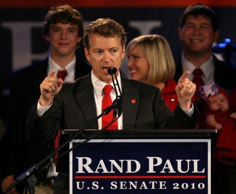 Rand Paul (EPA)