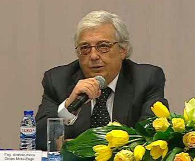 António Mota, presidente da Mota-Engil