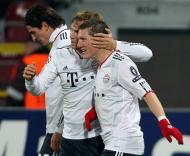 Cluj vs Bayern Munique (EPA/Robert Ghement)