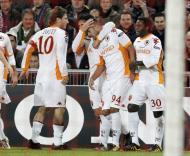 Basileia vs AS Roma (EPA/Alessandro Della Bella)