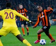 Shakhtar Donetsk vs Arsenal (EPA/Sergey Dolzhenko)