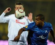 Levski Sofia vs Lille (EPA/Vassil Donev)