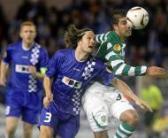 Gent vs Sporting CP (EPA/Peter Deconinck/Michel Krakowski)