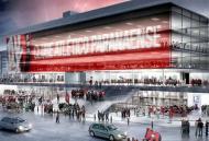 Projecto do Estádio do Atlético Paranaense para Mundial-2014