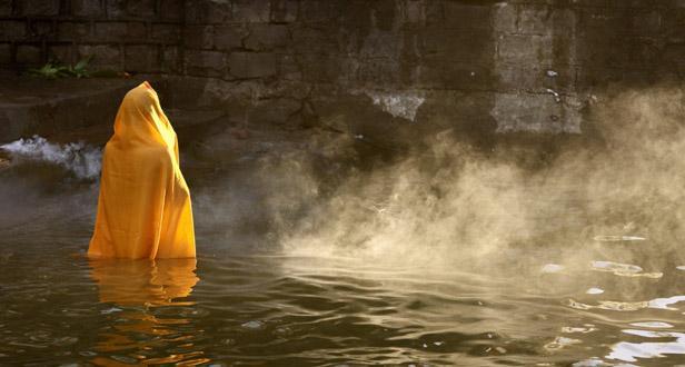 A senhora das águas