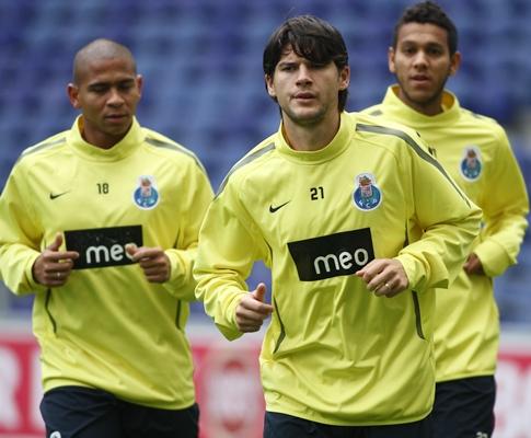 Treino FC Porto