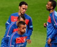 Carvalho, Bosingwa e Nani