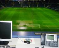 Estádio do Dragão: zona de segurança