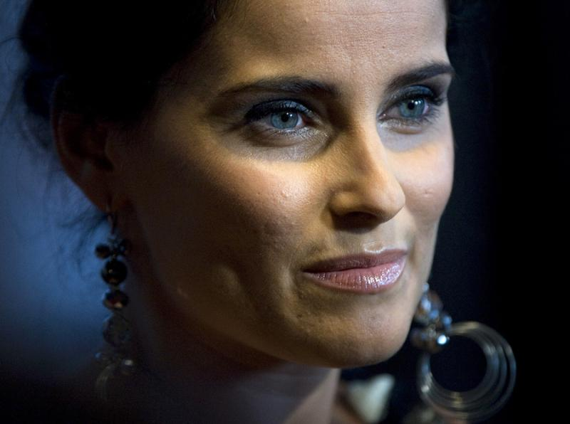 Os looks de Nelly Furtado (Reuters)