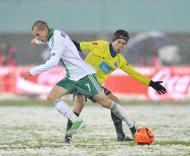 Rapid Viena vs FC Porto (EPA/Herbert Neubauer)