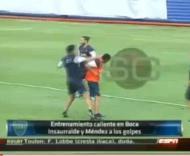 Agressões no Boca Juniors