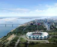 Mundial-2018: projecto do novo estádio em Volgograd
