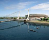Mundial-2018: projecto do novo estádio em Nizhny Novgorod