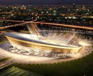 Mundial-2018: projecto do novo estádio em Moscovo