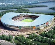 Mundial-2018: projecto do novo estádio em Kazan