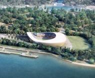 Mundial-2018: projecto do novo estádio em Samara
