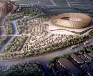 Mundial-2018: projecto do novo estádio em Kaliningrad