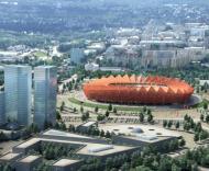 Mundial-2018: projecto do novo estádio em Saransk (Mordóvia)