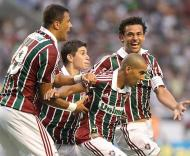 Fluminense campeão no Brasil