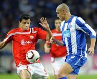 FC Porto vs CSKA Sofia (Fernando Veludo/LUSA)