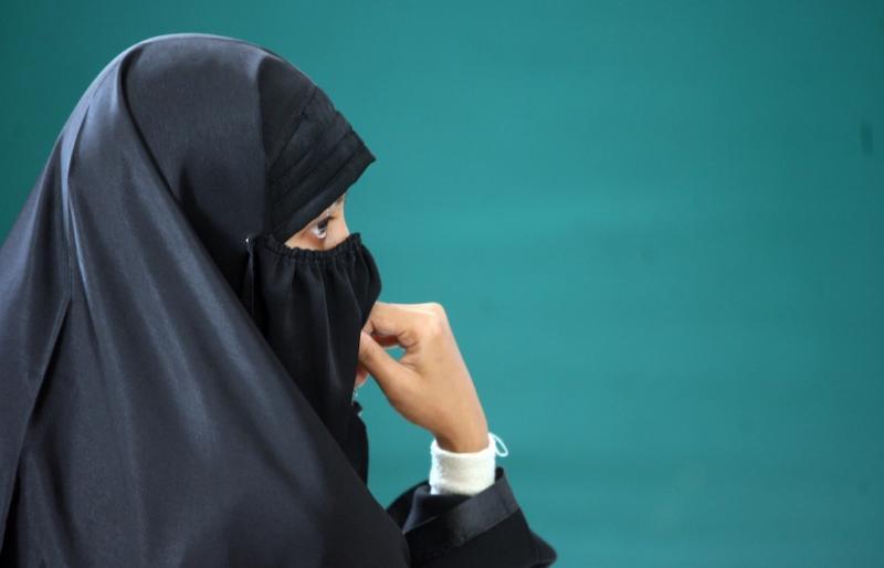Véu islâmico