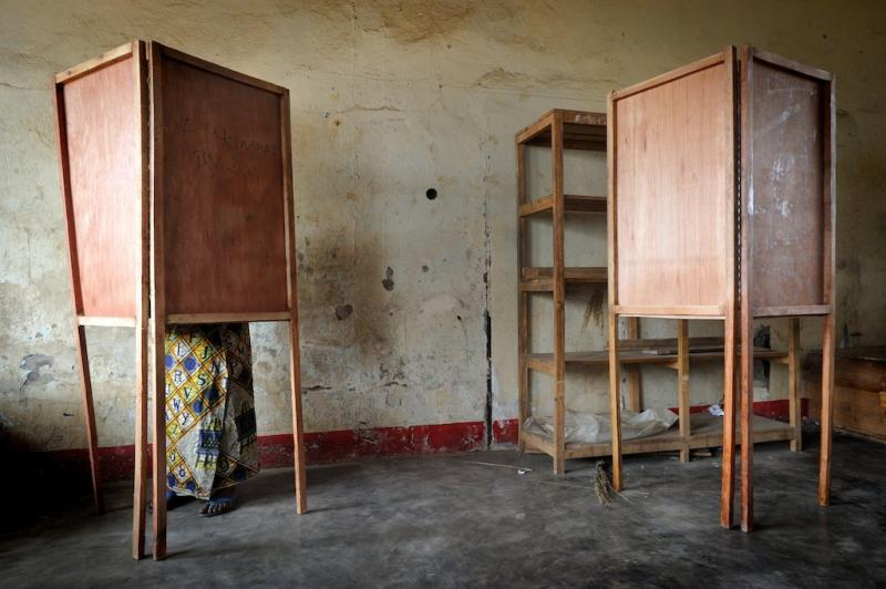Eleições presidenciais no Burundi (EPA/Yannick Tylle)