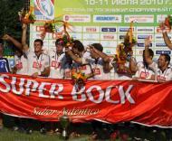 Portugal campeão de sevens